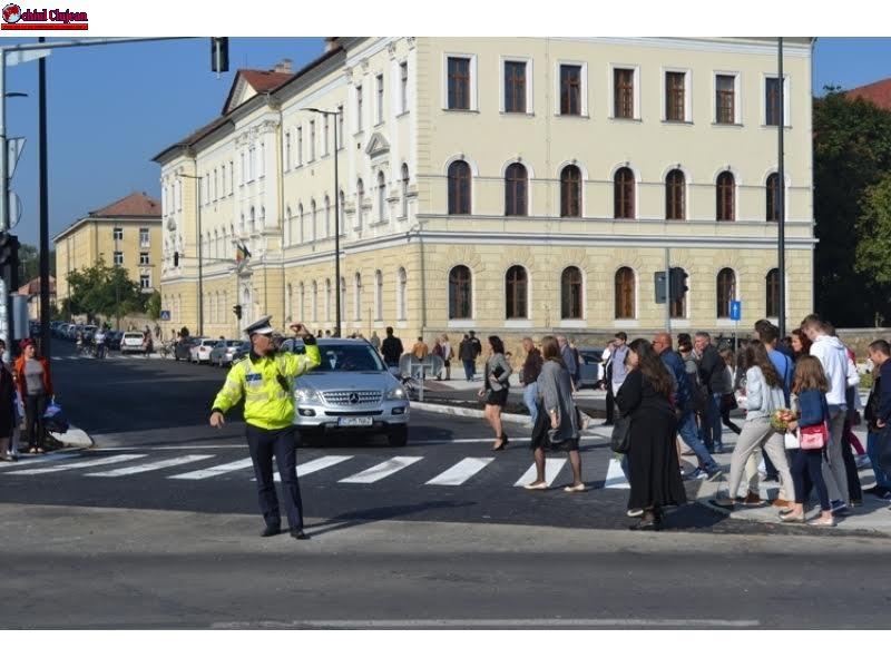 A început școala! Recomandările poliției clujene pentru părinți și copii