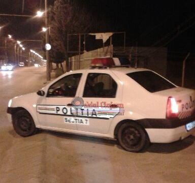 Hoț condamnat la închisoare, prins la Cluj