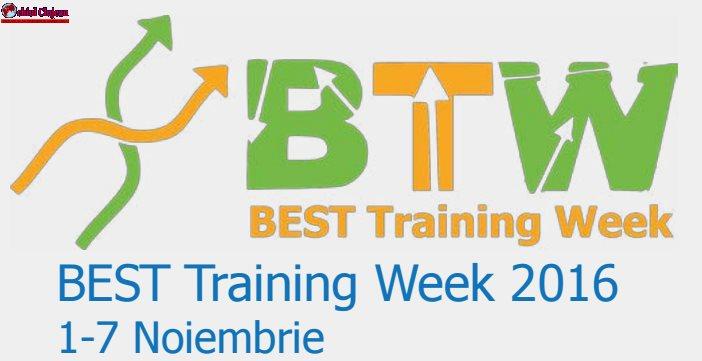 BEST Training WEEK 2016