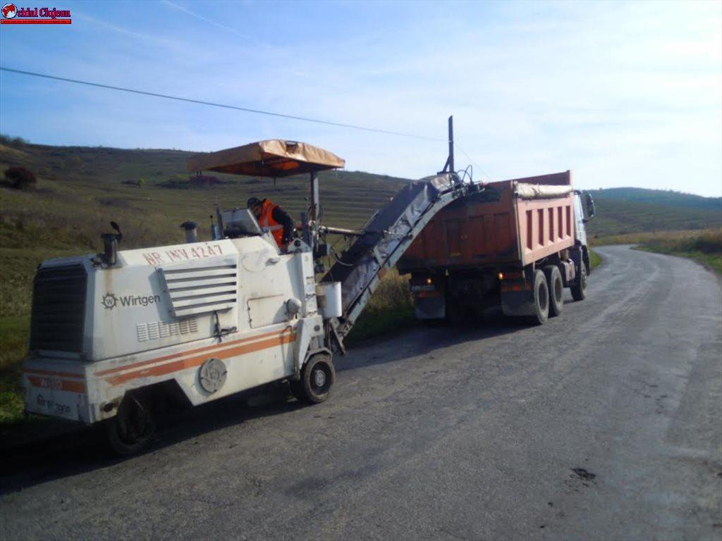 Deblocare lucrări modernizare și reabilitare pe patru drumuri județene