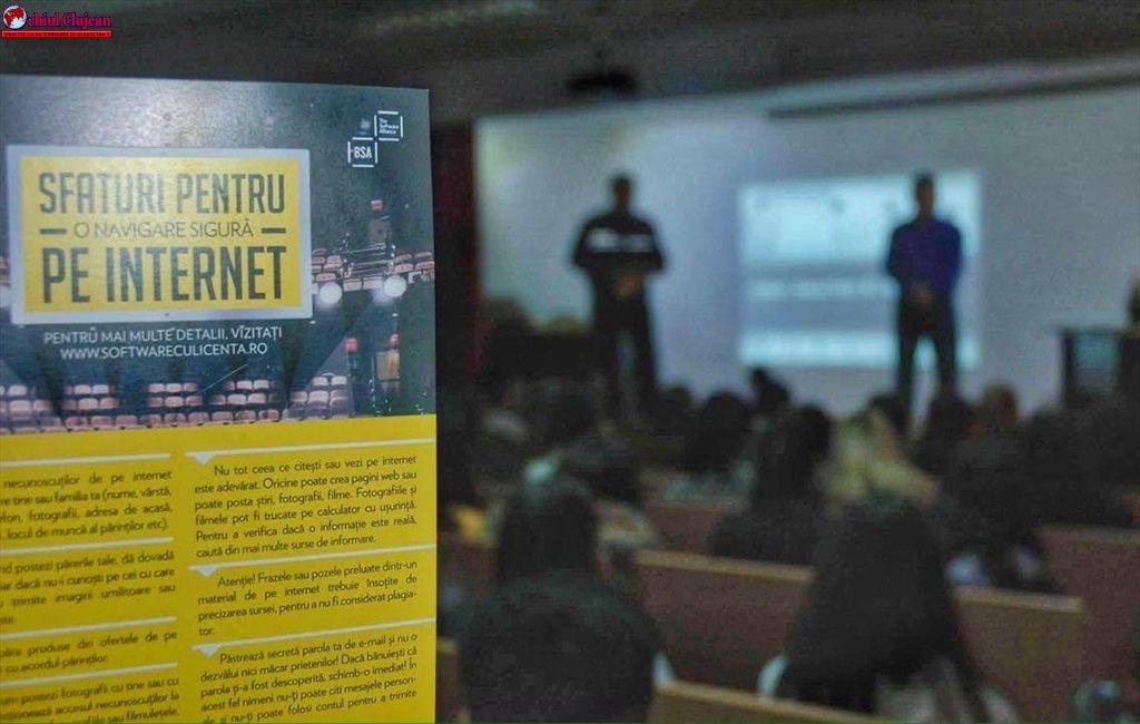 I.P.J. Cluj: OCTOMBRIE – Luna CyberSecurity