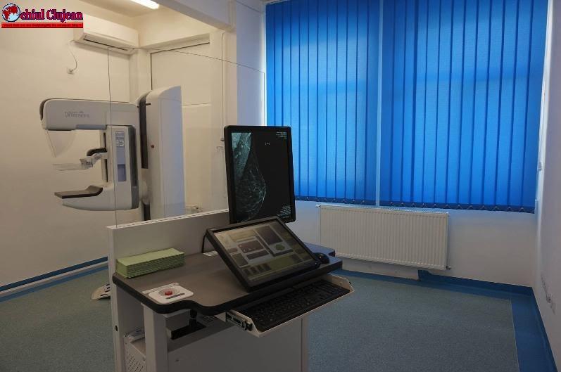 Mamograf digital de ultimă generaţie la Ambulatoriul Integrat al Spitalului de Boli Infecţioase FOTO