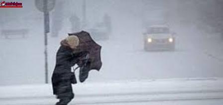 Cod galben de ninsori și rafale de vânt în județul Cluj