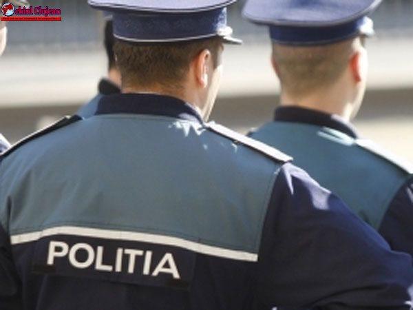 Cluj: Peste 400 de polițiști, la datorie de Paște