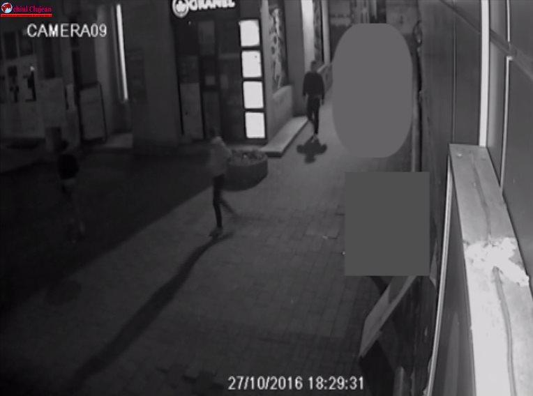 Polițiștii clujeni solicită sprijinul cetățenilor pentru identificarea a trei persoane implicate într-o altercație în Mărăști VIDEO
