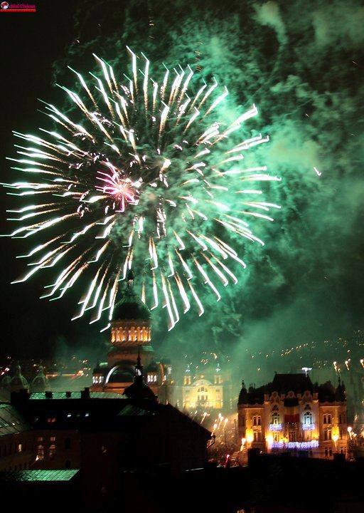 Programul  Zilei de 1 Decembrie la Cluj-Napoca