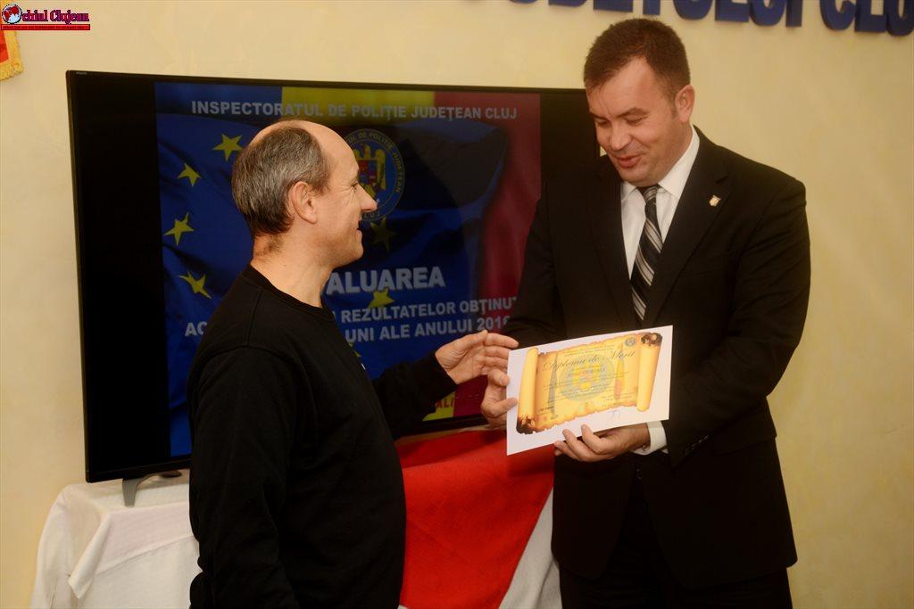 Spiritul civic promovat de Inspectoratul de Poliție Județean Cluj