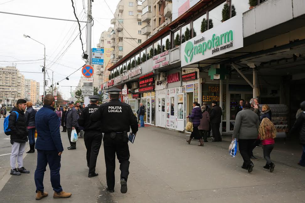 Cluj-Napoca: Acțiuni de verificare în piețe și la atelierele de reparaţii şi dezmembări auto