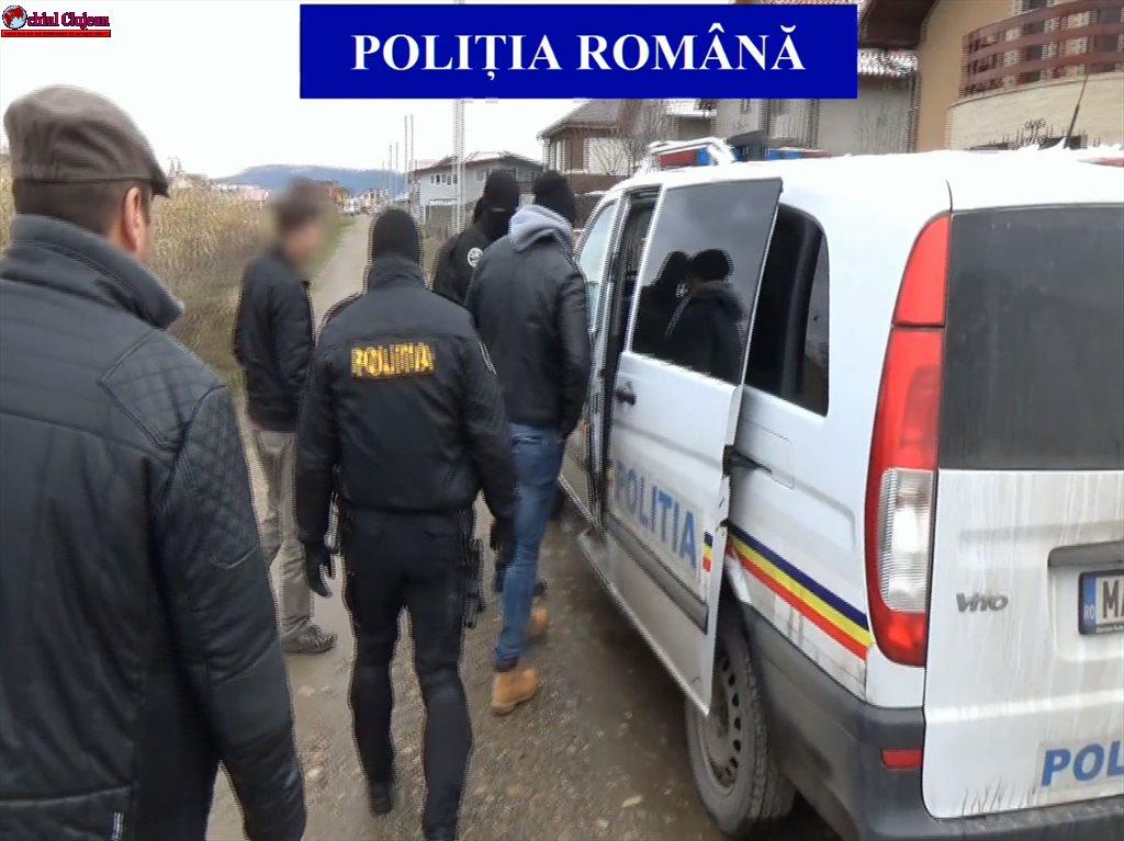 Bătaie într-un local din Câmpia Turzii. Agresorii au fost reținuți pentru 24 de ore VIDEO