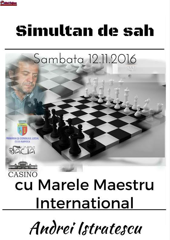 Cei mai buni juniori șahiști vor fi sâmbătă la Cluj