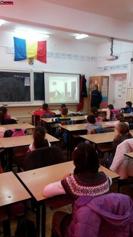 IPJ Cluj : Școala Siguranței lui Tedi