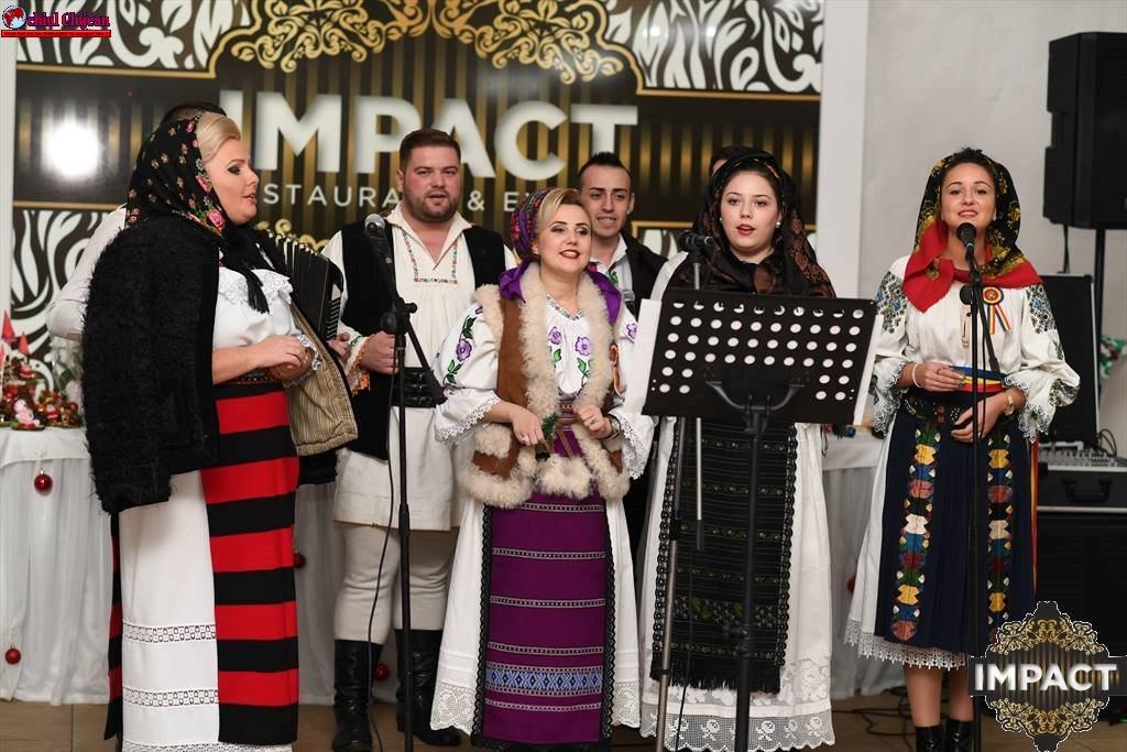 """Cluj:Concert de colinde """"Suflet lângă suflet"""" pentru TIBERIU ȘI SABRINA FOTO"""