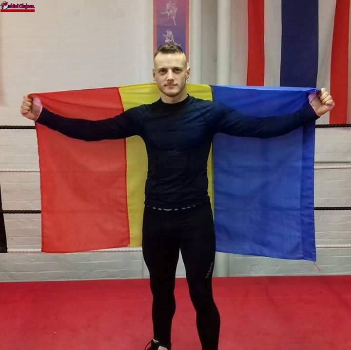 "KICKBOX: Marton Alexandru luptă în gala ""PHOENIX FIGHT PAI"" FOTO"