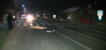 Accident în Iclod! Două femei accidentate mortal de o mașină pe trecerea de pietoni  VIDEO