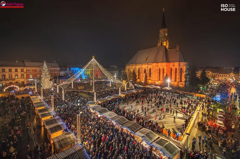 Restricții de circulație de Revelion la Cluj-Napoca