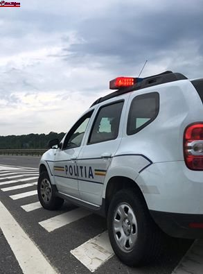 Vitezomană de 20 de ani,  depistată în timp ce conducea cu o viteză excesivă pe Autostrada A3