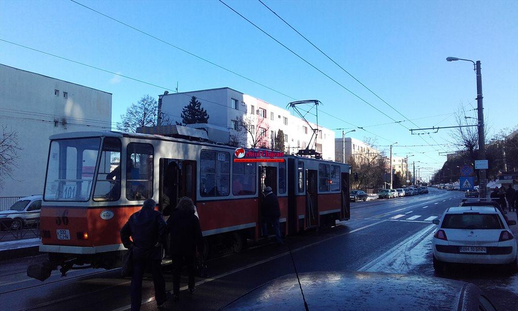 Cluj: Tramvaiele nu vor circula în weekend
