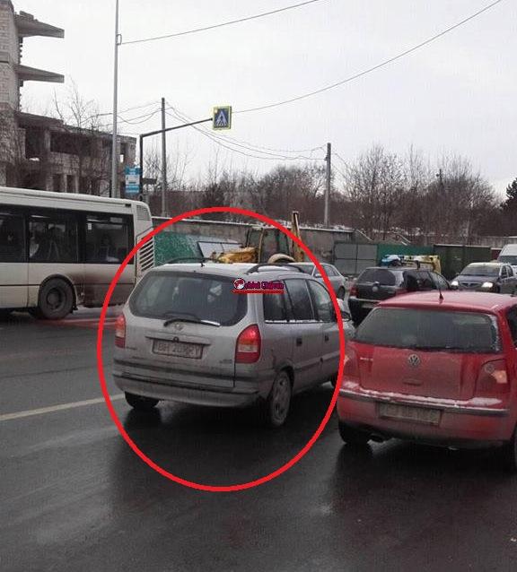 """Clujean: """"Nu au autorizație dar ei tot transportă persoane""""  FOTO"""