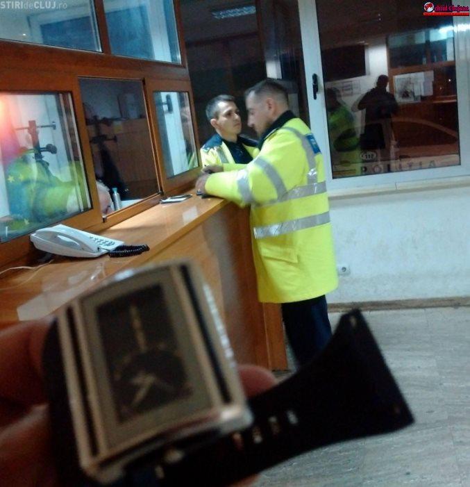 Cluj: Bărbat încătușat și reținut polițiști pe Calea Mănăștur. Ce s-a întâmplat?