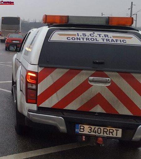 Polițiștii rutieri clujeni verifică legalitatea transportului de persoane