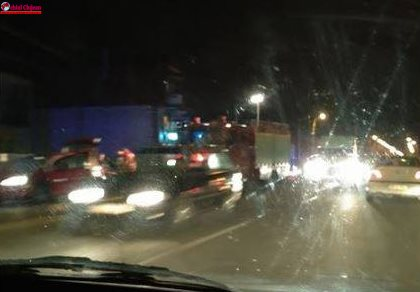 Cluj: Pieton accidentat MORTAL de un autoturism pe strada Traian Vuia FOTO
