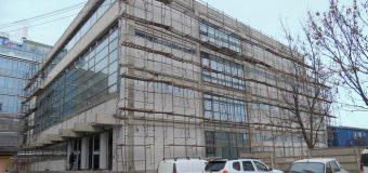 Cluj: O nouă clădire va găzdui în curând activitatea Companiei de Apă Someș S.A. FOTO