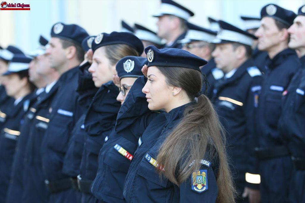 Jandarmii clujeni vor fi prezenți în weekend în mijlocul cetățenilor