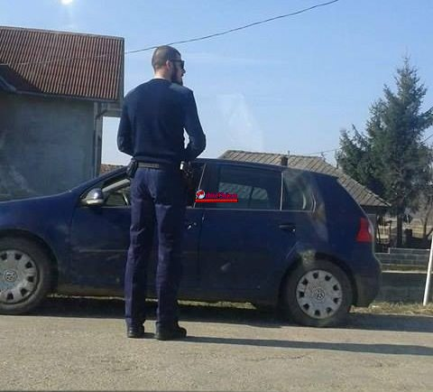 Fără permis la volan, depistați în trafic de polițiștii clujeni