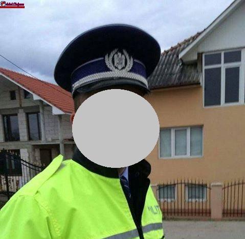 Un elev al Şcolii de Poliţie Cluj a salvat viata unei femei FOTO