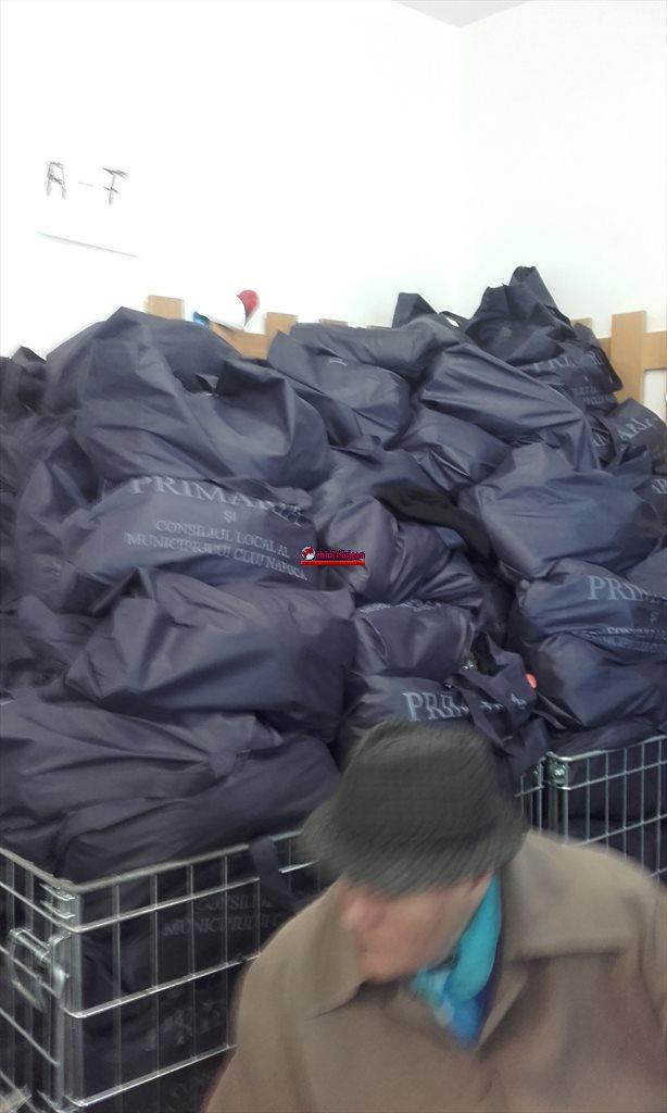 Începe distribuirea tichetelor sociale la Cluj-Napoca