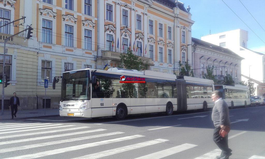 CTP Cluj modifică programul mijloacelor de transport în comun, cu ocazia concertului STING