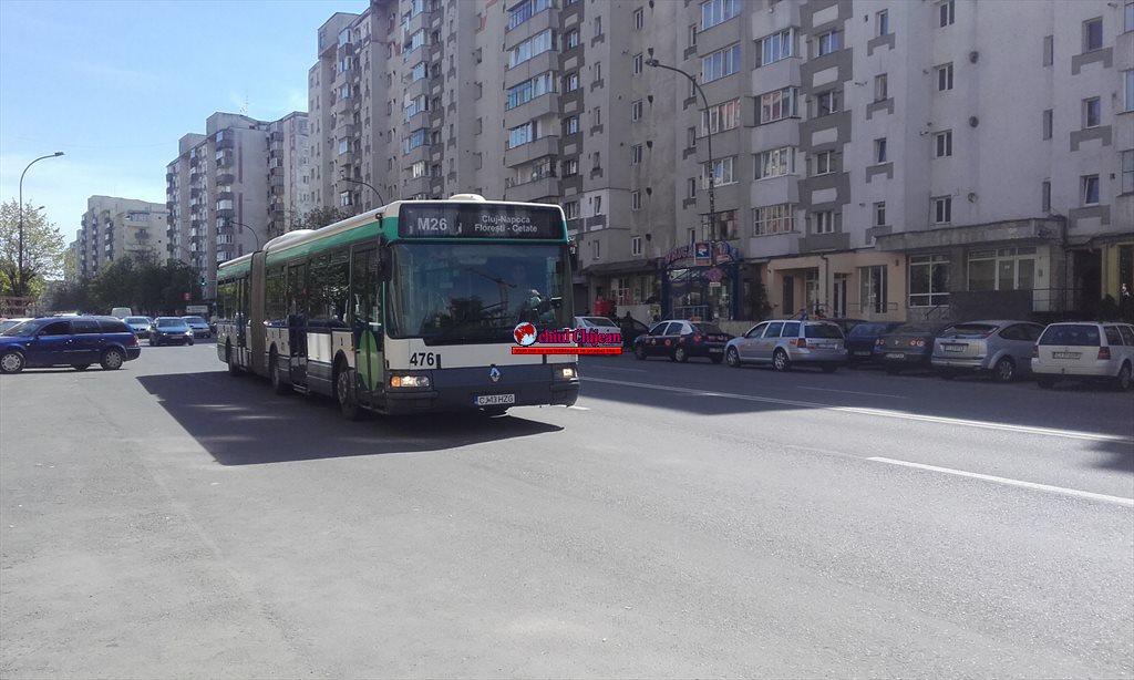 CTP Cluj anunță traseu deviat pentru mai multe mijloace de transport în comun cu ocazia Transilvania Rally