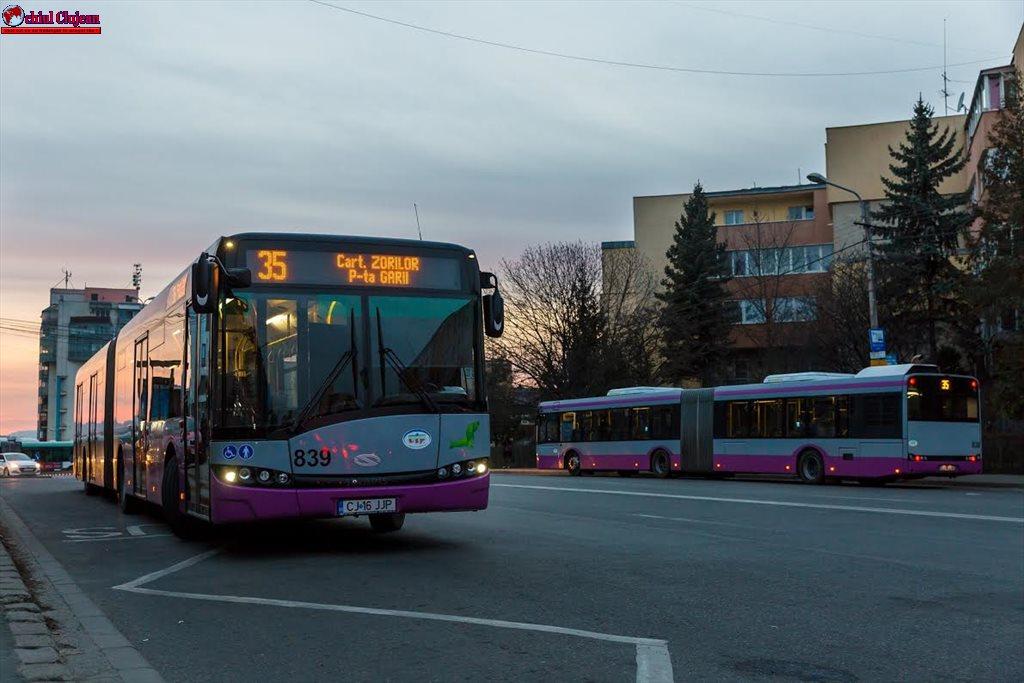 CTP Cluj suplimentează programul liniilor 18 si 46