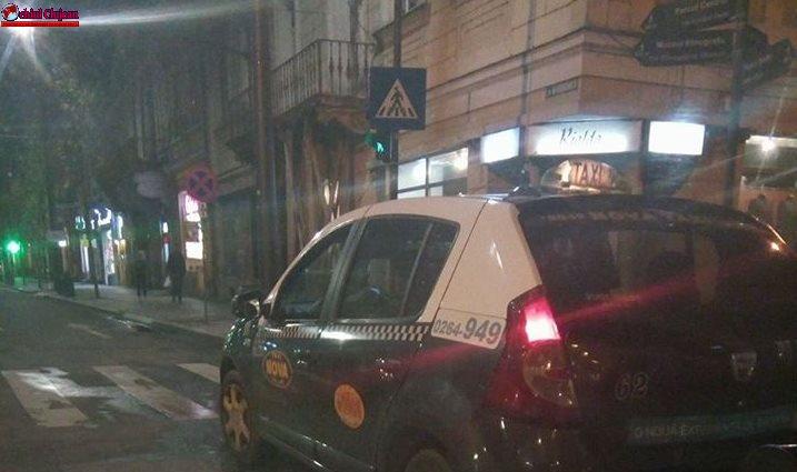 Cluj-Napoca: Doi taximetriști funcționează cu aceeași autorizație. UPDATE Unul are copie FOTO