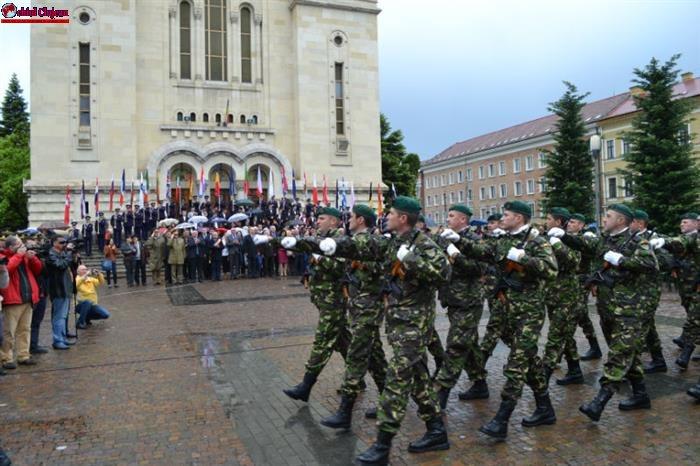 Cluj: Manifestări dedicate zilei de 9 mai
