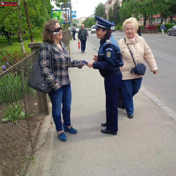 PREVENŢIA, ÎNAINTEA CONSTRÂNGERII Maratonul prevenirii criminalităţii continuă!