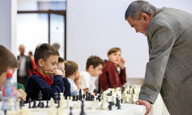 Unul dintre cele mai importante concursuri de șah, organizat la Cluj