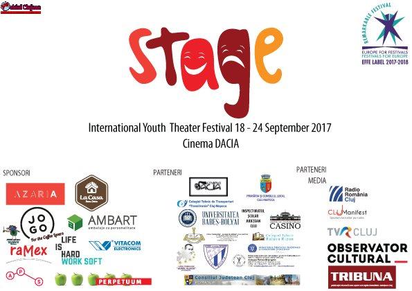 Începe cea de-a opta ediție a Festivalului Bunei-Dispoziții – FESTIVALUL STAGE 18-24 septembrie, Cinema Dacia