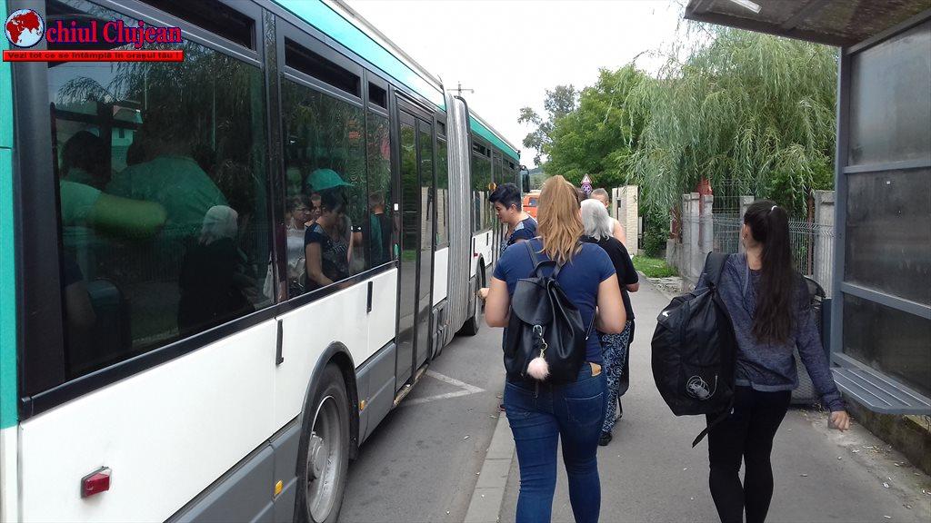 Florești: Traseu deviat pentru linia M24