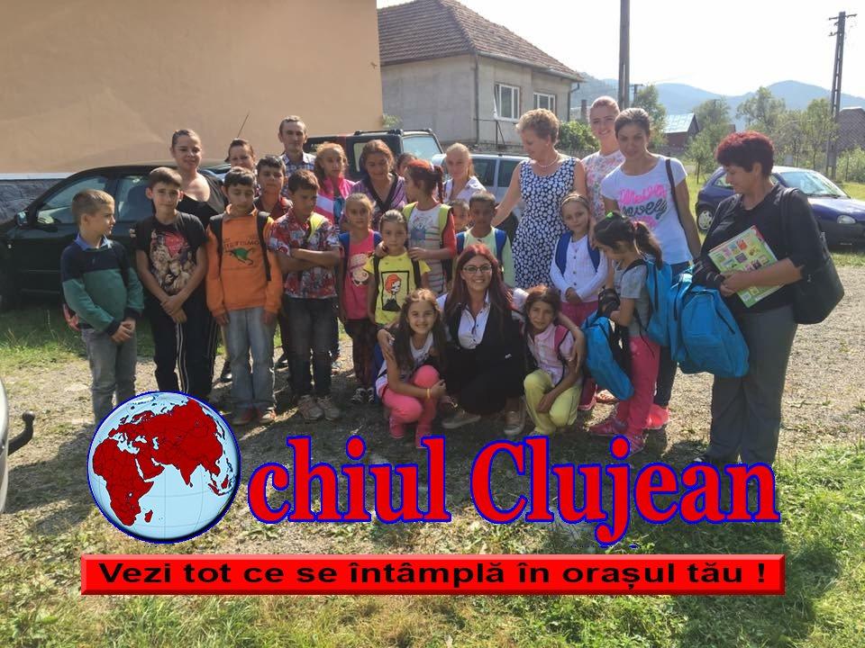 Cluj: Împreună susținem educația! Cu ajutorul nostru 60 de copii ar putea merge la școală peste opt zile