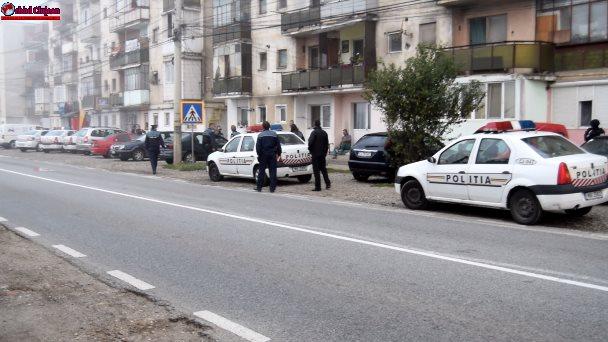 Acțiuni ale polițiștilor dejeni pentru prevenirea accidentelor rutiere