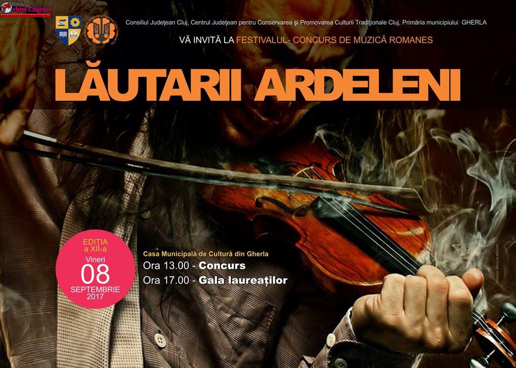 """Cluj: Festivalul Concurs de muzică rromanes """"Lăutarii ardeleni"""" , ediția a XXII-a"""