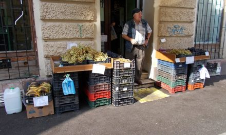 Cluj-Napoca: 250 de kg de legume și fructe confiscate și amenzi de 6000 de lei pentru comerț neautorizat
