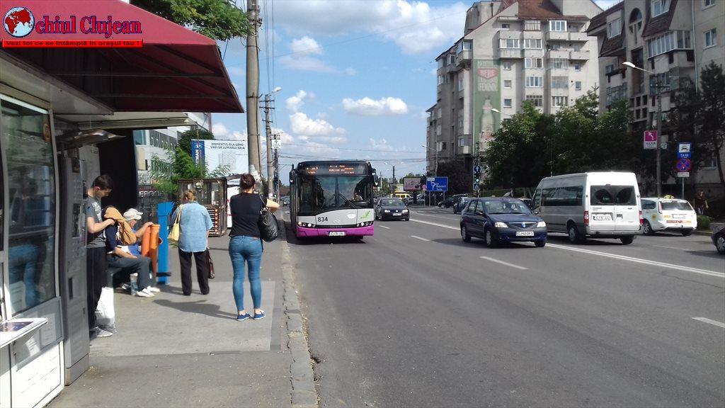 Florești: Traseu modificat pentru linia M24