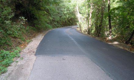 Au fost finalizate lucrările de întreținere pe drumul județean 103K Căpușu Mare (DN1) – Agârbiciu – Dângău – Râşca