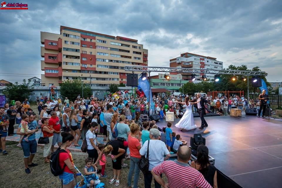 """Cluj: """"Seri de vară clujene"""" 2017 –  Peste 5000 de persoane s-au bucurat de evenimente"""
