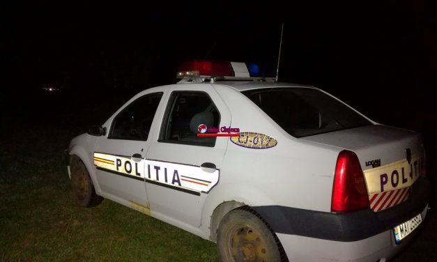 Cu căruța la furat prin Florești. Două persoane au fost reținute de polițiști