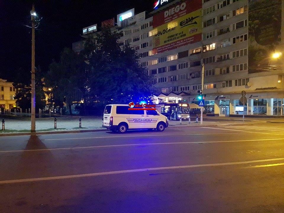 23 de cerșetori culeși de pe străzile Clujului