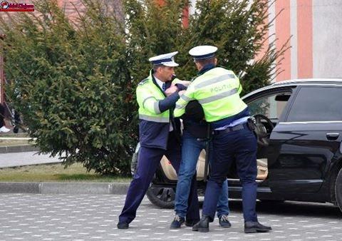 Floreștean reținut de polițiști pentru infracțiuni rutiere
