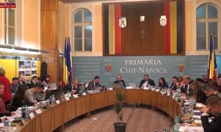 Cluj-Napoca: Ședintă de îndată a Consiliului Local – vineri, 29 septembrie 2017, ora 12.00. Iată ordinea de zi